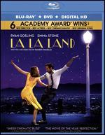 La La Land [Includes Digital Copy] [Blu-ray/DVD]