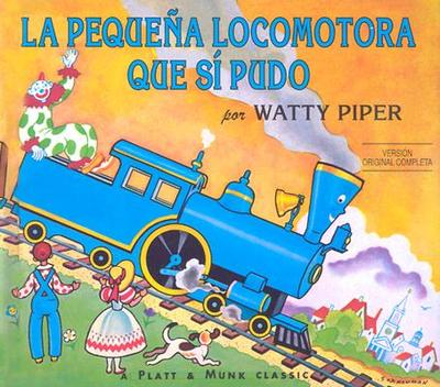 La peque±a locomotora que s? pudo - Piper, Watty
