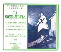 La Sonnambula - Anna di Stasio (vocals); Edmea Limberti (vocals); Geonido Gaudioso (vocals); Luciano della Pergola (vocals);...