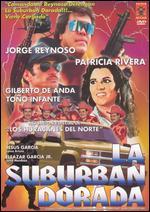 La Suburban Dorada -