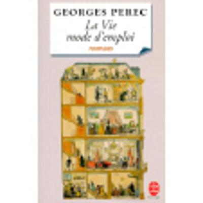 La Vie Mode D Emploi - Perec, Georges, and Perec, G