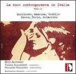 La voce contemporanea in Italia, Vol. 2