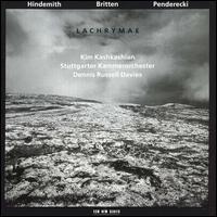 Lachrymae - Kim Kashkashian (viola); Stuttgart Chamber Orchestra; Dennis Russell Davies (conductor)