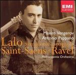 Lalo: Symphonie espagnole; Saint-Saëns, Ravel