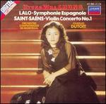 Lalo: Symphonie Espagnole; Saint-Saëns: Violin Concerto No. 1