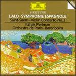 Lalo: Symphonie Espagnole; Saint-Sa�ns: Violin Concerto No. 3