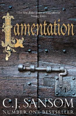 Lamentation - Sansom, C. J.