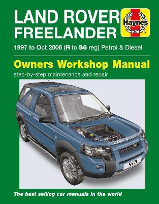 Land Rover Freelander 97-06 -