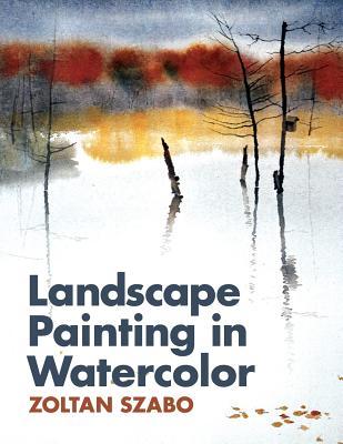 Landscape Painting in Watercolor - Szabo, Zoltan
