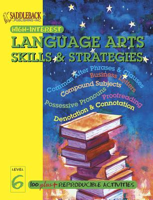 Language Arts Skills & Strategies Level 6 - Pearl Production (Creator)