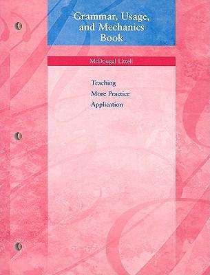 Language Network: Grammar, Usage, and Mechanics Book Grade 7 - McDougal Littel (Prepared for publication by)