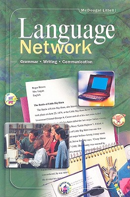 Language Network: Student Edition Grade 8 2001 - McDougal Littel (Prepared for publication by)