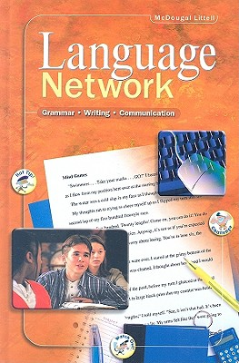 Language Network: Student Edition Grade 9 2001 - McDougal Littel (Prepared for publication by)