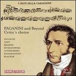 L'Arte Della Variazione: Paganini and Beyond, Critic's Choice