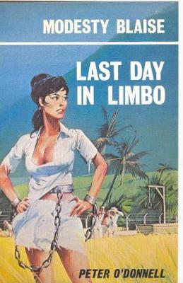 Last Day in Limbo - O'Donnell, Peter