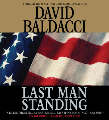 Last Man Standing - Baldacci, David, and McLarty, Ron (Read by)