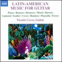Latin American Music for Guitar - Enrique Morente (vocals); Esteban Oca�a (piano); Horacio Ferrer; Vicente Coves (guitar)