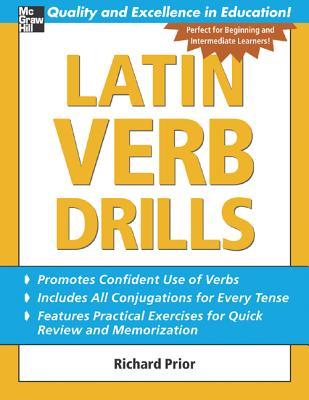 Latin Verb Drills - Prior, Richard