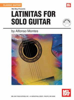 Latinitas for Solo Guitar - Montes, Alfonso
