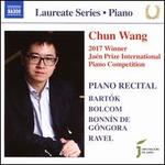 Laureate Series, Piano: 2017 Winner Jaén Prize International Piano Competition