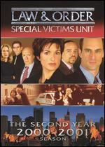 Law & Order: Special Victims Unit: Season 02