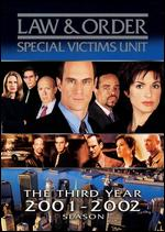 Law & Order: Special Victims Unit - The Third Year [5 Discs] -