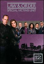 Law & Order: Special Victims Unit - Year Twelve [5 Discs] -
