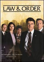 Law & Order: The Fourth Year [6 Discs] -