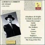 Lawrence Tibbett On Stage (1926-1939)