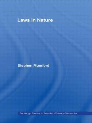Laws in Nature - Mumford, Stephen