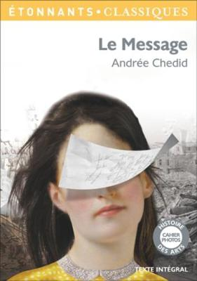 Le Message - Chedid, Andree