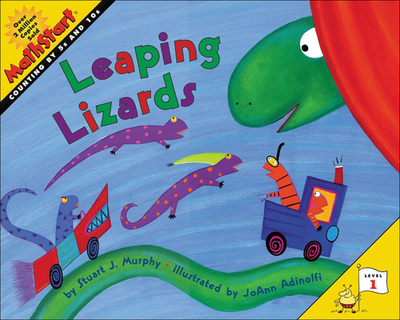 Leaping Lizards - Murphy, Stuart J