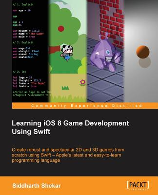 Learning iOS 8 Game Development - Shekar, Siddharth