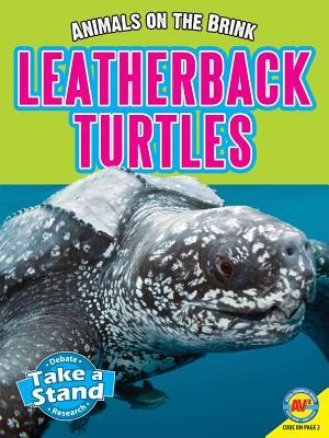 Leatherback Turtles, with Code - Watt, E Melanie
