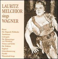 Lebendige Vergangenheit: Lauritz Melchior sings Wagner - Astrid Varnay (vocals); Gordon Dilworth (vocals); Herbert Janssen (vocals); Kirsten Flagstad (vocals)