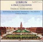 Lebrun: 6 Oboe Concertos