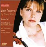Lee Actor: Violin Concerto; Symphony No. 2; Timpani Concerto