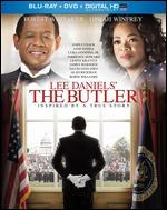 Lee Daniels' The Butler [2 Discs] [Includes Digital Copy] [Blu-ray/DVD]
