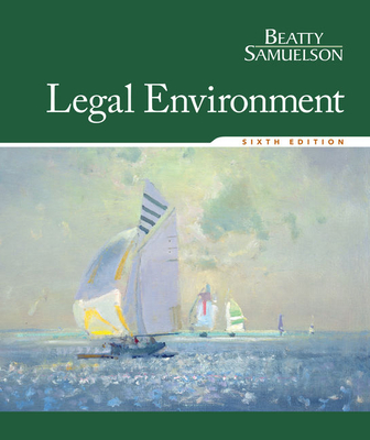 Legal Environment - Beatty, Jeffrey F