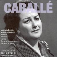 Legendary Performances of Caballé - Adib Fazah (vocals); Agostino Ferrin (vocals); Alain Vanzo (vocals); Antonio Leval (vocals); Arnold Voketaitis (vocals);...