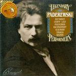 Legendary Performers: Paderewski