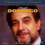 Legendary Tenors: Placido Domingo, Vol. 2