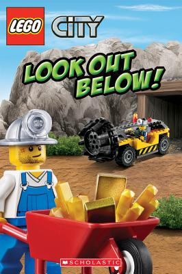 Lego City: Look Out Below! - Steele, Michael Anthony