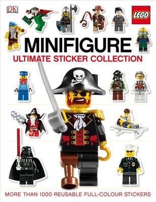 LEGO Minifigure Ultimate Sticker Collection - DK, and Taylor, Victoria