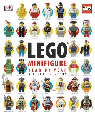 Lego Minifigure Year by Year: A Visual History - Farshtey, Gregory, and Lipkowitz, Daniel
