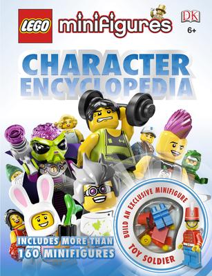 Lego Minifigures: Character Encyclopedia - Lipkowitz, Daniel, and DK