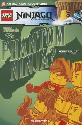 Lego Ninjago #10: The Phantom Ninja - Farshtey, Greg