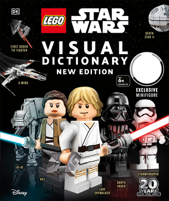 Lego Star Wars Visual Dictionary, New Edition: With Exclusive Finn Minifigure - DK