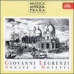 Legrenzi: Sonate e Motetti