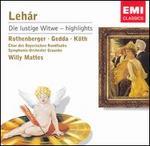 Lehár: Die lustige Witwe [Highlights]